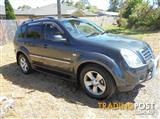 2008 SSANGYONG REXTON RX270 XVT SPR Y220 II WAGON