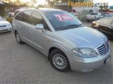 2008 SSANGYONG STAVIC SPORTS A100 Euro IV WAGON