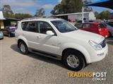 2004 SSANGYONG REXTON LIMITED Y220 WAGON