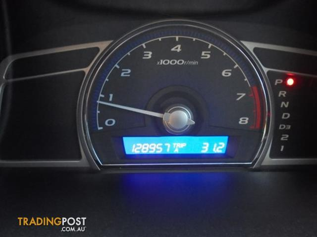 2007 HONDA CIVIC VTI-L 8th Gen SEDAN
