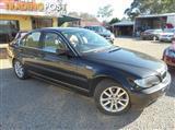 2004 BMW 320I EXECUTIVE E46 SEDAN