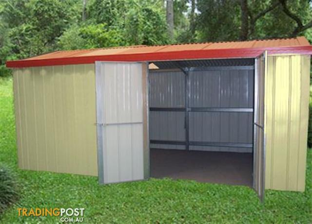 Shed city factory manufactured special garden shed with for Garden shed victoria