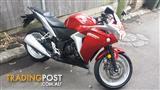 2011 HONDA CBR250R (ABS) 250CC MY11 SPORTS
