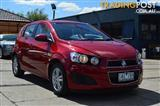 2013 HOLDEN BARINA CD TM MY14 5D HATCHBACK