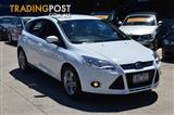 2014 FORD FOCUS TREND LW MK2 MY14 5D HATCHBACK