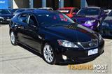 2005 LEXUS IS250 SPORTS GSE20R 4D SEDAN