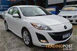2010 MAZDA MAZDA3 SP25 BL 10 UPGRADE 5D HATCHBACK
