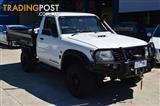 2000 NISSAN PATROL DX 4X4 GU LEAF CCHAS