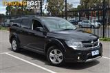 2012 DODGE JOURNEY SXT JC MY12 4D WAGON