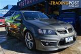 2011 HOLDEN SPECIAL VEHICLE MALOO R8 E3 UTILITY