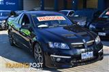 2010 HOLDEN SPECIAL VEHICLE MALOO R8 E3 UTILITY