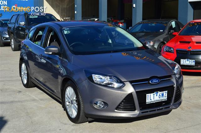 2012 ford focus sport lw mk2 5d hatchback for sale in footscray vic