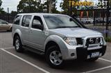 2008 NISSAN PATHFINDER ST 4X4 R51 08 UPGRADE 4D WAGON