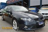 2011 FORD FALCON XR6 LIMITED EDITION FG UPGRADE 4D SEDAN