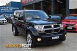 2010 DODGE NITRO SX KA MY10 4D WAGON