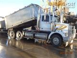 Immaculate 2003 Western Star 4800 90t rated tipper & Quad