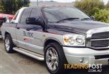 2007 DODGE RAM BIG HORN 3500 DUAL CAB P/UP