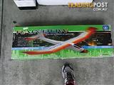 NEW GLIDER ELECTRIC POWERED R/C GLIDER SIZE WING SPAN 1380MM