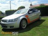 2009 HOLDEN COMMODORE INTERNATIONAL VE MY09.5 4D SEDAN