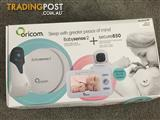 Oricom Baby Breathing monitor and Video/Audio Monitor Package