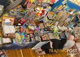 Brisbane Toy and Hobby Fair ~ TOY CAPITAL of OZ