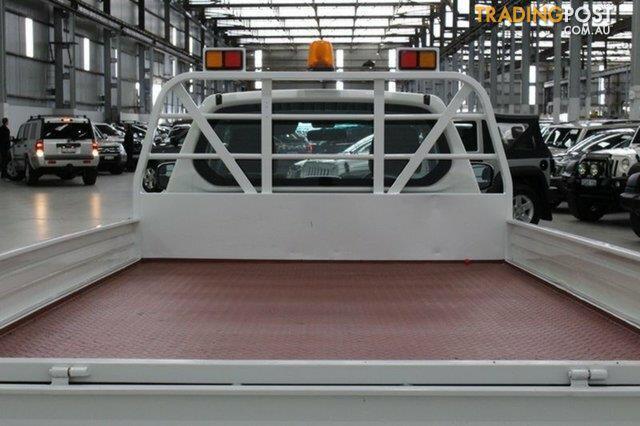 2010 Mitsubishi Triton GL-R MN MY10