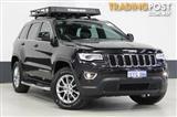 2013 Jeep Grand Cherokee Laredo (4x4) WK MY13 Wagon