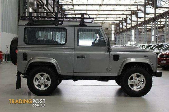 2012 Land Rover Defender 90 MY12 Wagon