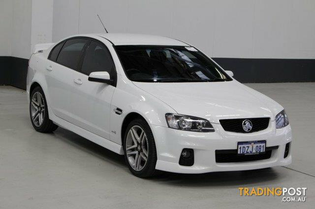 2011 Holden Commodore SV6 VE II Sedan