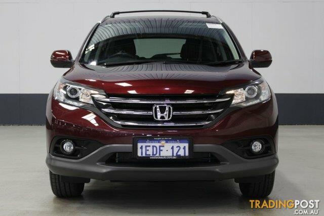 2013 Honda CR-V VTi-S (4x4) 30 Wagon