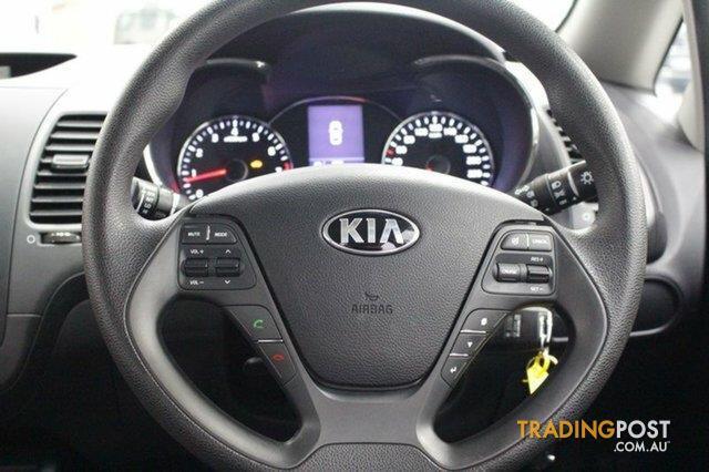 2014 Kia Cerato S YD MY14 Sedan