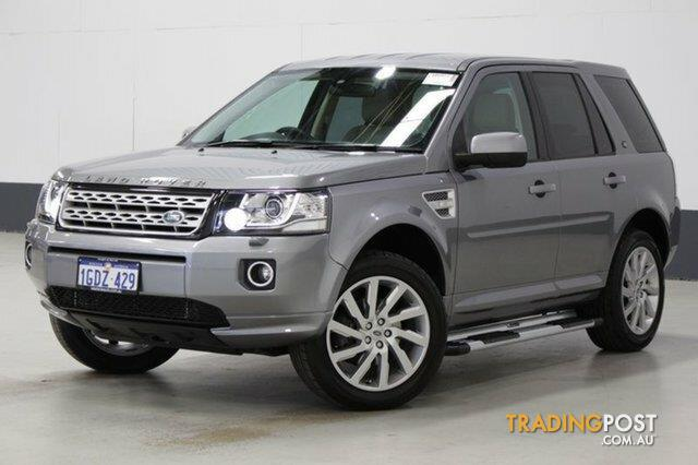 2012 land rover freelander 2 si4 se 4x4 lf my13 wagon for sale in bentley wa 2012 land rover. Black Bedroom Furniture Sets. Home Design Ideas