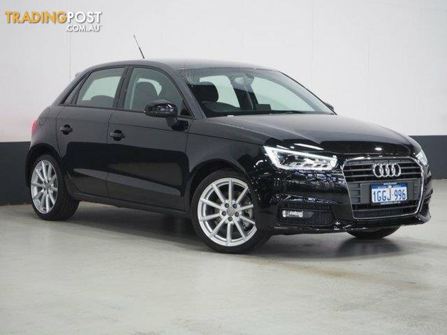 2017 audi a1 sportback 1 4 tfsi sport 8x my17 hatchback for sale in bentley wa 2017 audi a1. Black Bedroom Furniture Sets. Home Design Ideas