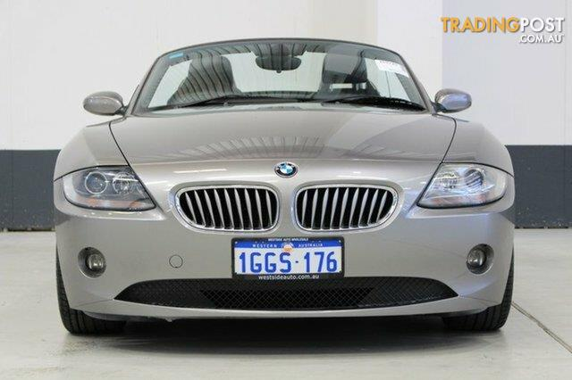 2006 Bmw Z4 3 0i E85 Roadster For Sale In Bentley Wa