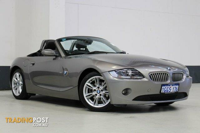 2006 bmw z4 3 0i e85 roadster for sale in bentley wa. Black Bedroom Furniture Sets. Home Design Ideas
