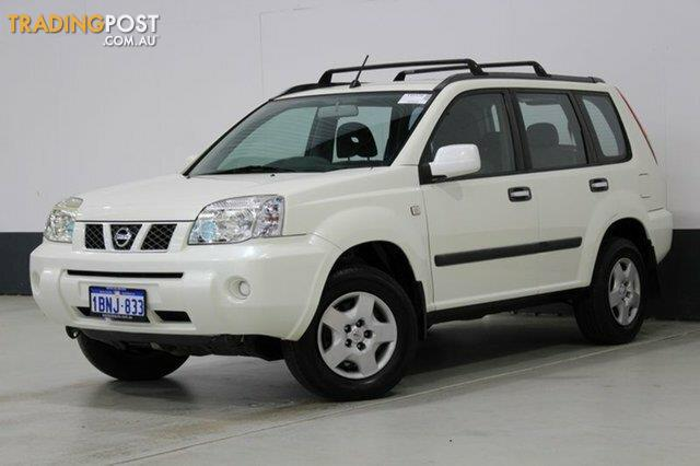 2003 nissan x trail st 4x4 t30 wagon for sale in bentley. Black Bedroom Furniture Sets. Home Design Ideas