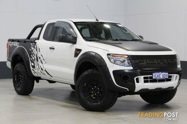 2012 ford ranger xl 3 2 4x4 px super cab utility for sale in bentley wa 2012 ford ranger xl. Black Bedroom Furniture Sets. Home Design Ideas