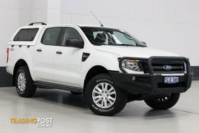 2014 Ford Ranger XL 32 4x4 PX Dual Cab Chassis