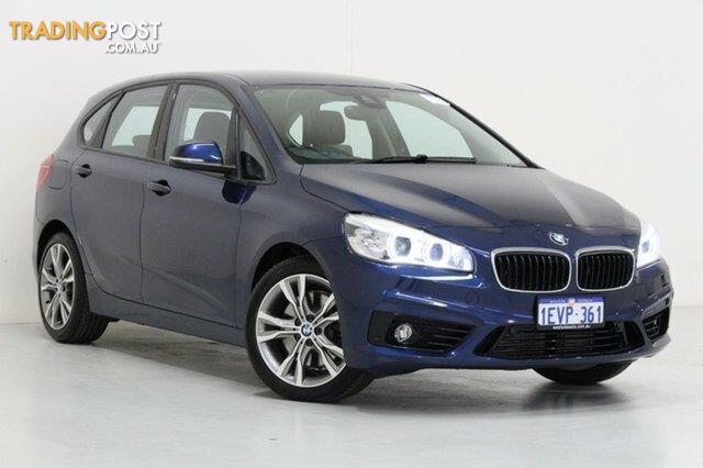 BMW I Active Tourer Sport Line F Wagon For Sale In - Bmw 225i