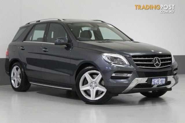 2013 mercedes benz ml 500 4x4 166 wagon for sale in bentley wa 2013 mercedes benz ml 500. Black Bedroom Furniture Sets. Home Design Ideas