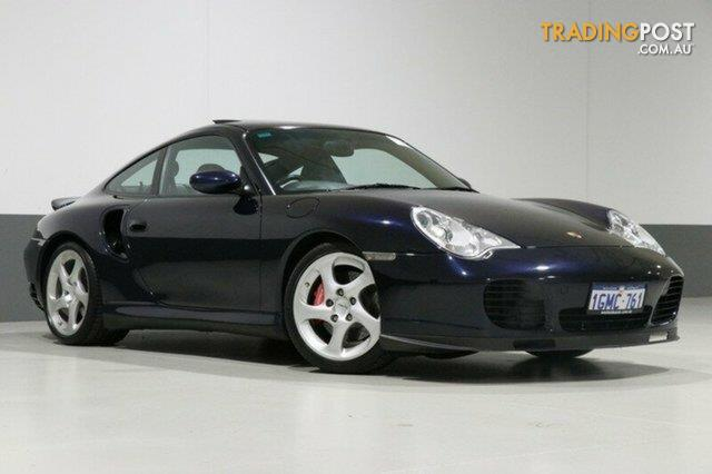 2002 Porsche 911 Turbo 4wd 996 Coupe For Sale In Bentley Wa 2002