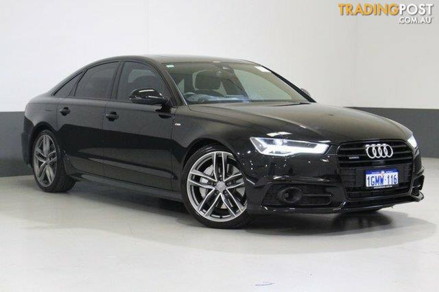 2015 Audi A6 3 0 Tdi Biturbo Quattro 4gl My15 Sedan For Sale In Bentley Wa 2015 Audi A6 3 0