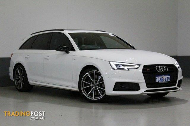 2017 audi s4 3 0 tfsi quattro avant b9 my17 wagon for sale in bentley wa 2017 audi s4 3 0 tfsi. Black Bedroom Furniture Sets. Home Design Ideas