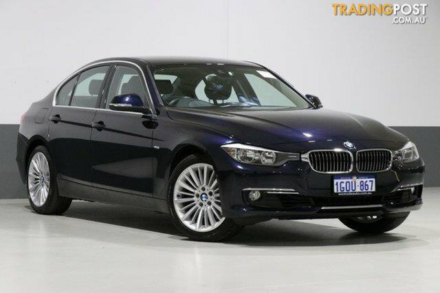 bmw 320i luxury line 2014
