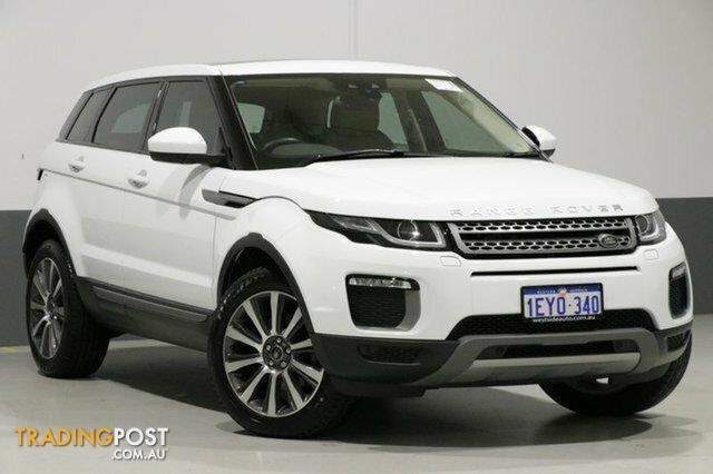 2016 land rover evoque td4 150 pure lv my16 wagon for sale in