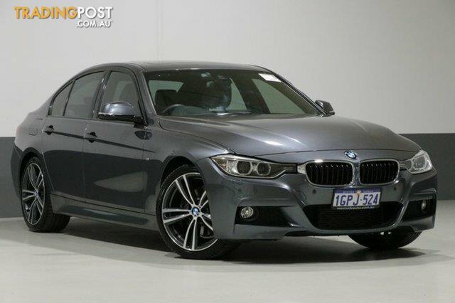 2014 BMW 328i M Sport F30 MY0813 Sedan