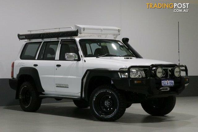 2009 Nissan Patrol Dx 4x4 Gu Vi Wagon For Sale In Bentley Wa