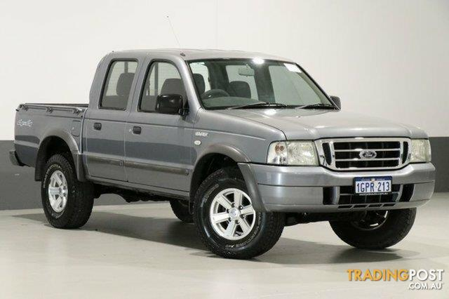 2006 Ford Courier XL (4x4) PH Crew Cab Pickup for sale in Bentley WA ...