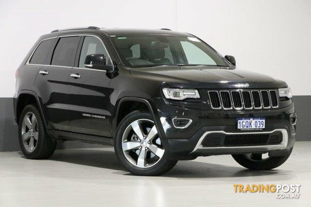 2014 Jeep Grand Cherokee Limited (4x4) WK MY15 Wagon