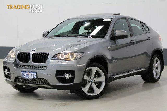 2008 bmw x6 xdrive 35i e71 coupe for sale in bentley wa. Black Bedroom Furniture Sets. Home Design Ideas